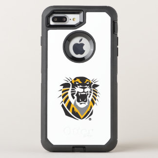 Fort Hays State Primary Mark OtterBox Defender iPhone 8 Plus/7 Plus Case