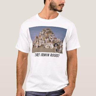 FORT IRWIN ROCKS! T-Shirt