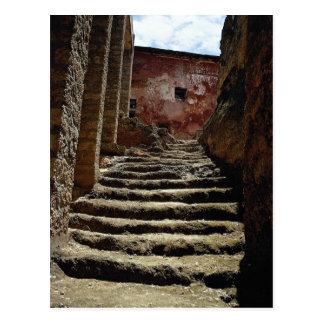 Fort Jesus, Portugese Fort, Kenya Postcard