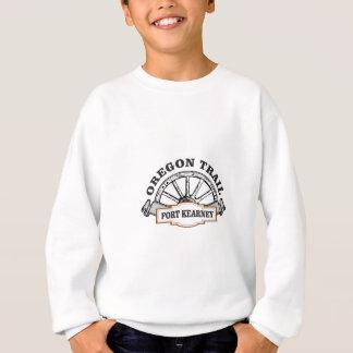 fort kearney fun art sweatshirt