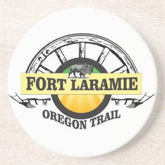 fort laramie art history coaster