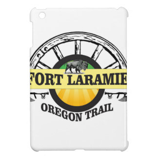 fort laramie art history iPad mini covers