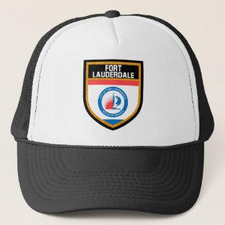 Fort Lauderdale Flag Trucker Hat