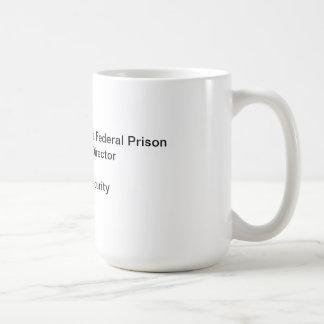 Fort Lauderdale Florida Federal Prison souvenir mu Coffee Mug