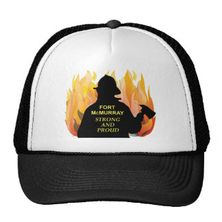 Fort McMurray Strong and Proud - Trucker Hat