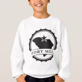 Fort Mill Badge and Banner Sweatshirt