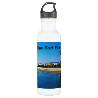 Fort Myers Beach 710 Ml Water Bottle