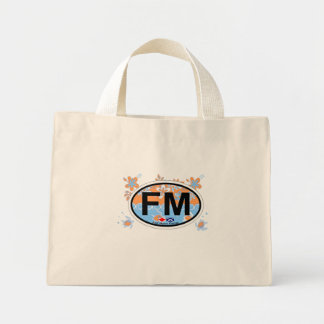 Fort Myers Beach. Canvas Bags