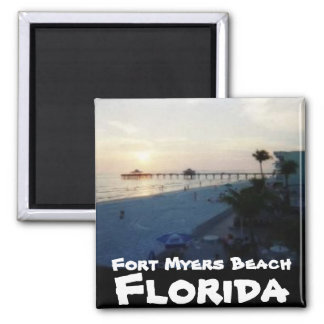 Fort Myers Beach, Florida Magnet