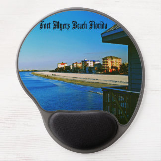 Fort Myers Beach Gel Mouse Pads
