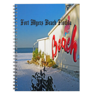 Fort Myers Beach Notebook