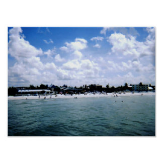Fort Myers Beach Posters