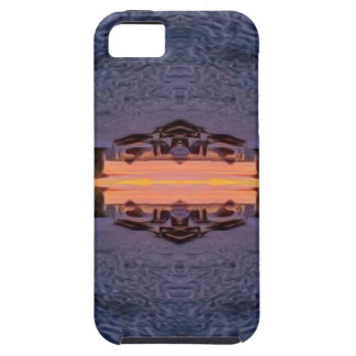 Fort Myers Beach Psychedelic Case For The iPhone 5