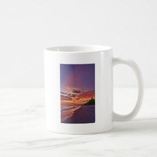 Fort Myers Beach Sunset Coffee Mug