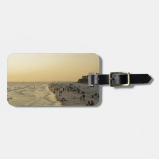 Fort Myers Beach Travel Bag Tag