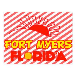 Fort Myers, Florida Postcard