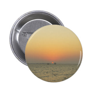 Fort Myers Sunset Pin