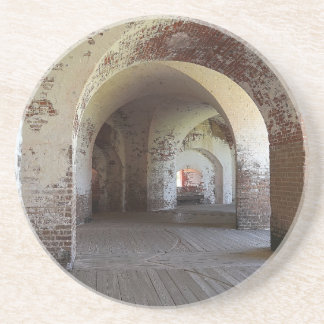 Fort Pulaski Hall Coasters