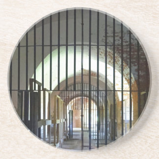 Fort Pulaski Jail Drink Coaster