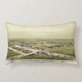 Fort Reno, Oklahoma Territory (1891) Lumbar Cushion