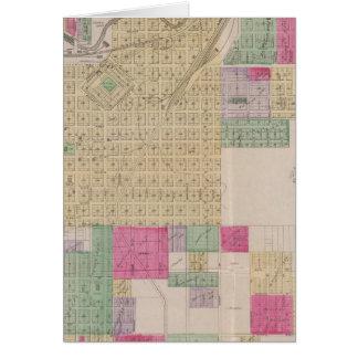 Fort Scott, Bourbon County, Kansas Card