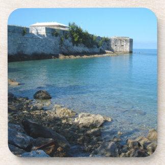 Fort St. Catherine, Bermuda Coasters
