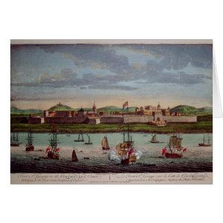 Fort St. George, Coromandel Coast, India Card