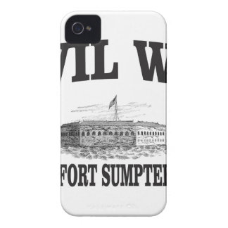 Fort sumpter double star iPhone 4 covers