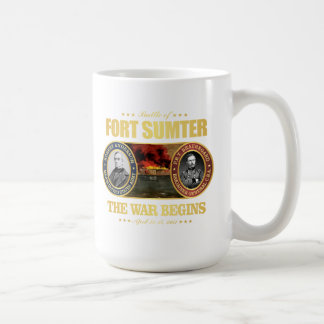 Fort Sumter (FH2) Coffee Mug