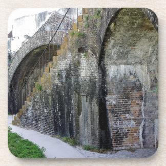 Fort Walls Drink Coaster
