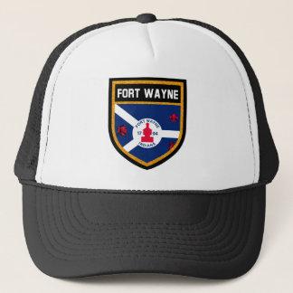 Fort Wayne Flag Trucker Hat