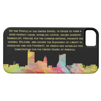 FORT WAYNE SKYLINE WB1 - iPhone 5 CASES