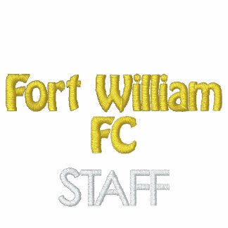 Fort William FC, STAFF Ladies Fitted Polo