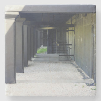 Fort Within A Fort Stone Coaster