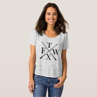 Fort Worth Texas Cross Shirt