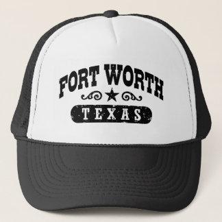 Fort Worth Texas Trucker Hat
