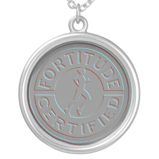 Fortitude Certified Running Necklace