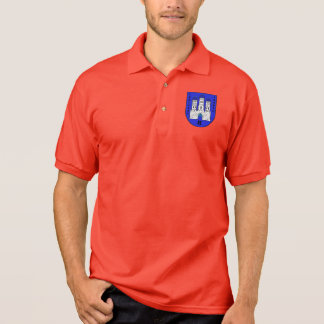 Fortress Europe Men's Jersey Polo Shirt