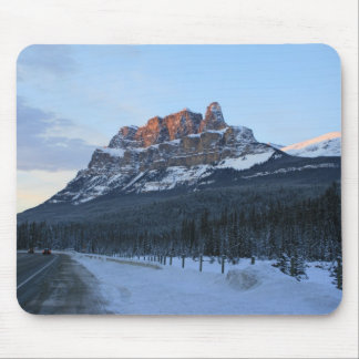Fortress Mountain Mouse Pad