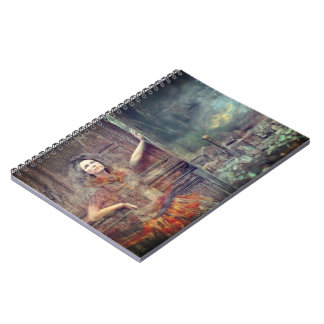 Fortress of Imagination Notebook