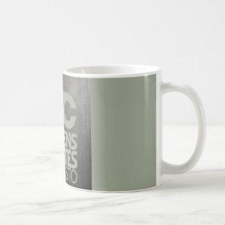 Forts in Christ Basic White Mug