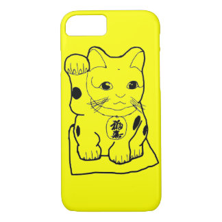 """Fortune Cat Phone Case"" iPhone 7 Case"