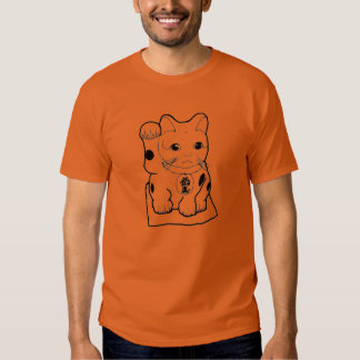 Fortune Cat Shirts
