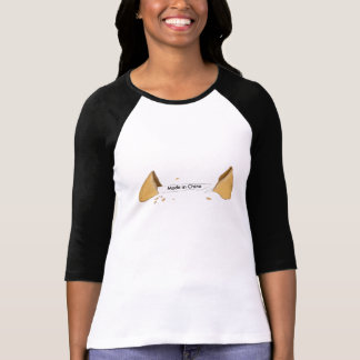 Fortune Cookie -Made in the USA (Customizable) T-Shirt