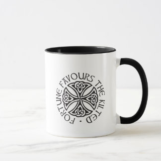 Fortune Favours the Kilted Mug