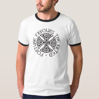 Fortune Favours the Kilted T-Shirt
