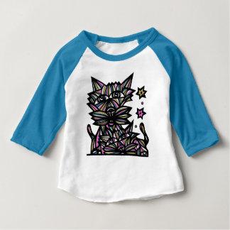 """Fortune Fools"" Baby 3/4 Raglan T-Shirt"
