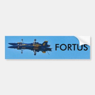 Fortus Bumper Sticker