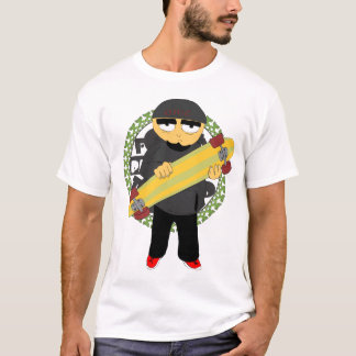 Forty Toad Pres Longboard T-Shirt