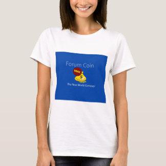 Forum Coin Advertee- Blue T-Shirt